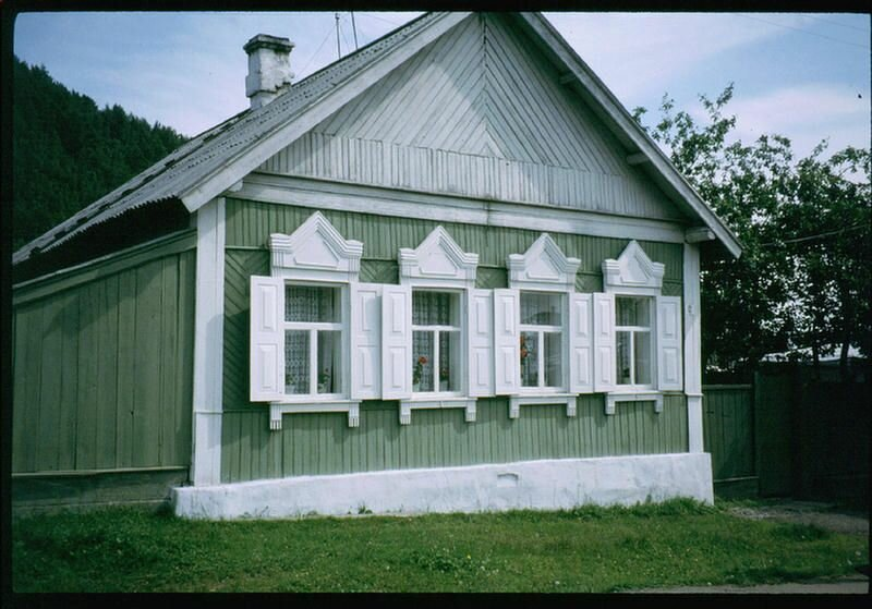 170. Село Николы на Байкале