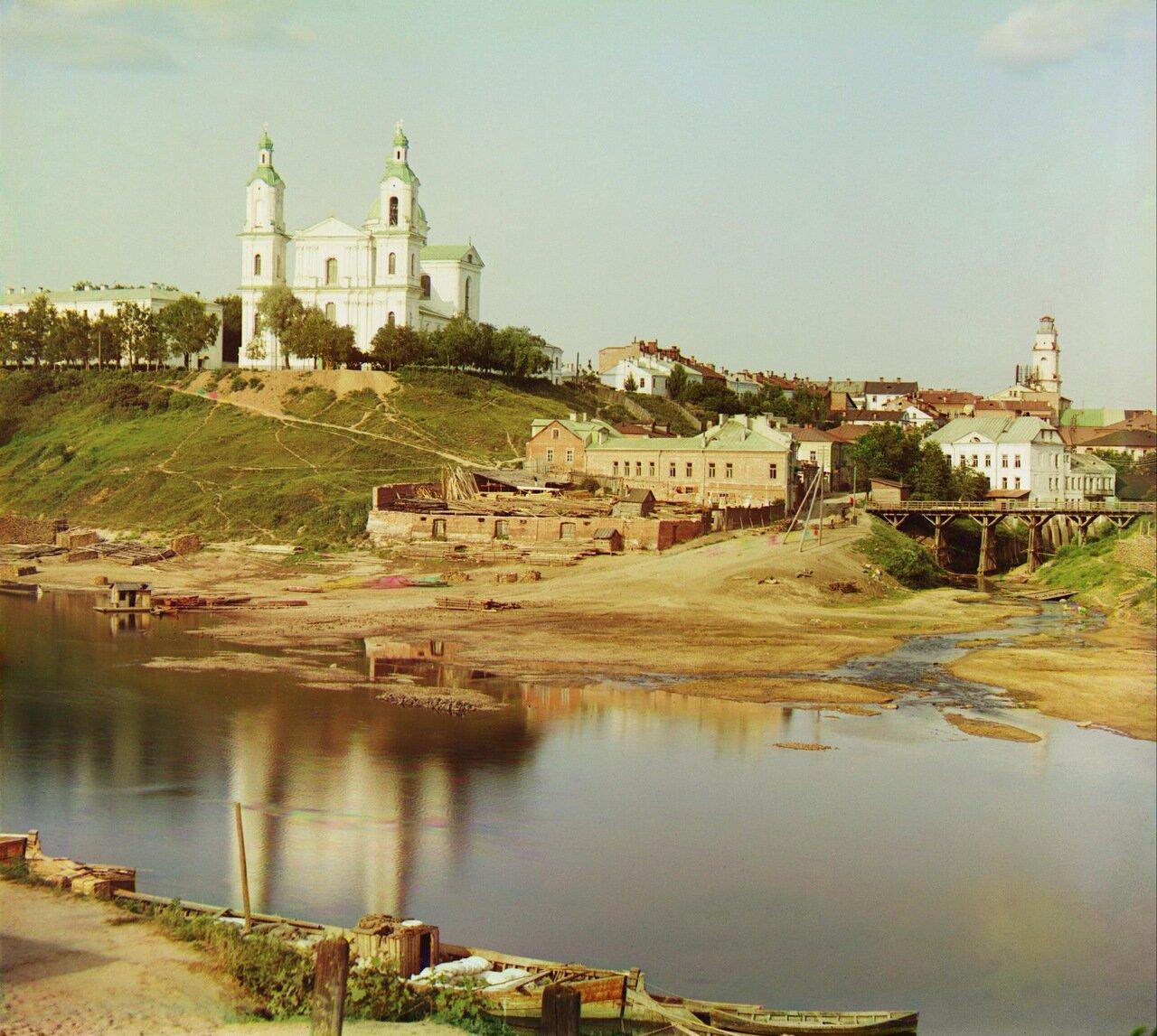 Витебск. Успенский кафедральный собор. 1912
