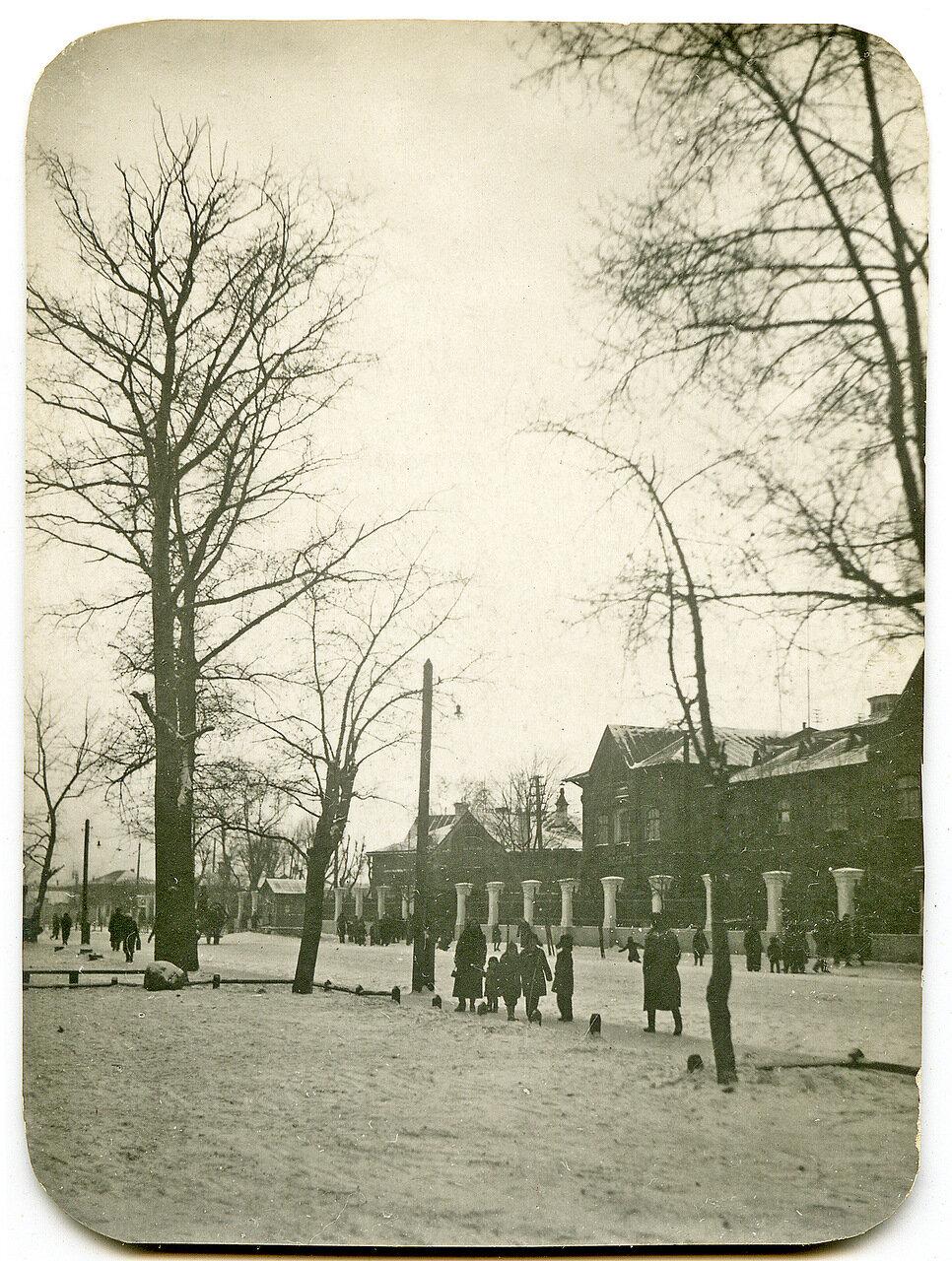 1939. На Дорогомиловском валу