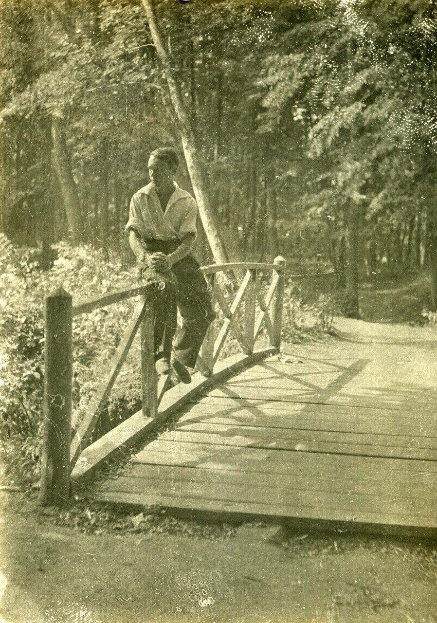 1939 г. В парке