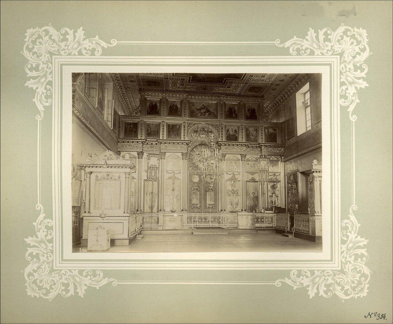 Иконостас Духовской церкви