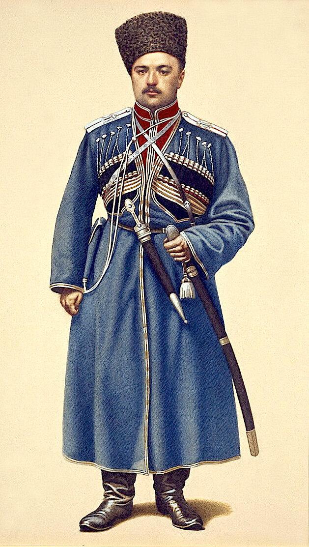 Полковник Хоранов