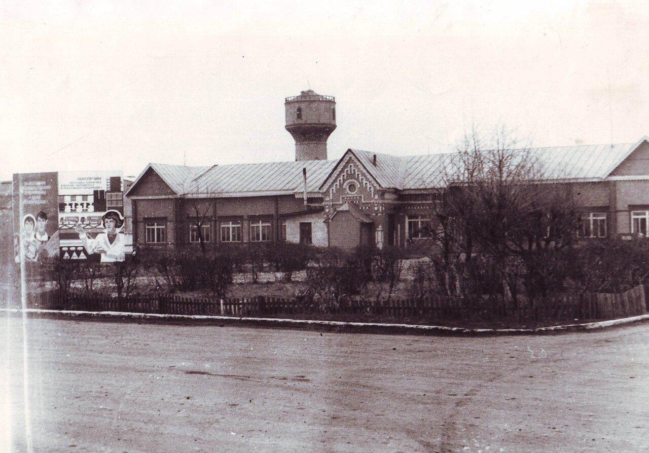 Железнодорожный вокзал р.п. Пачелма