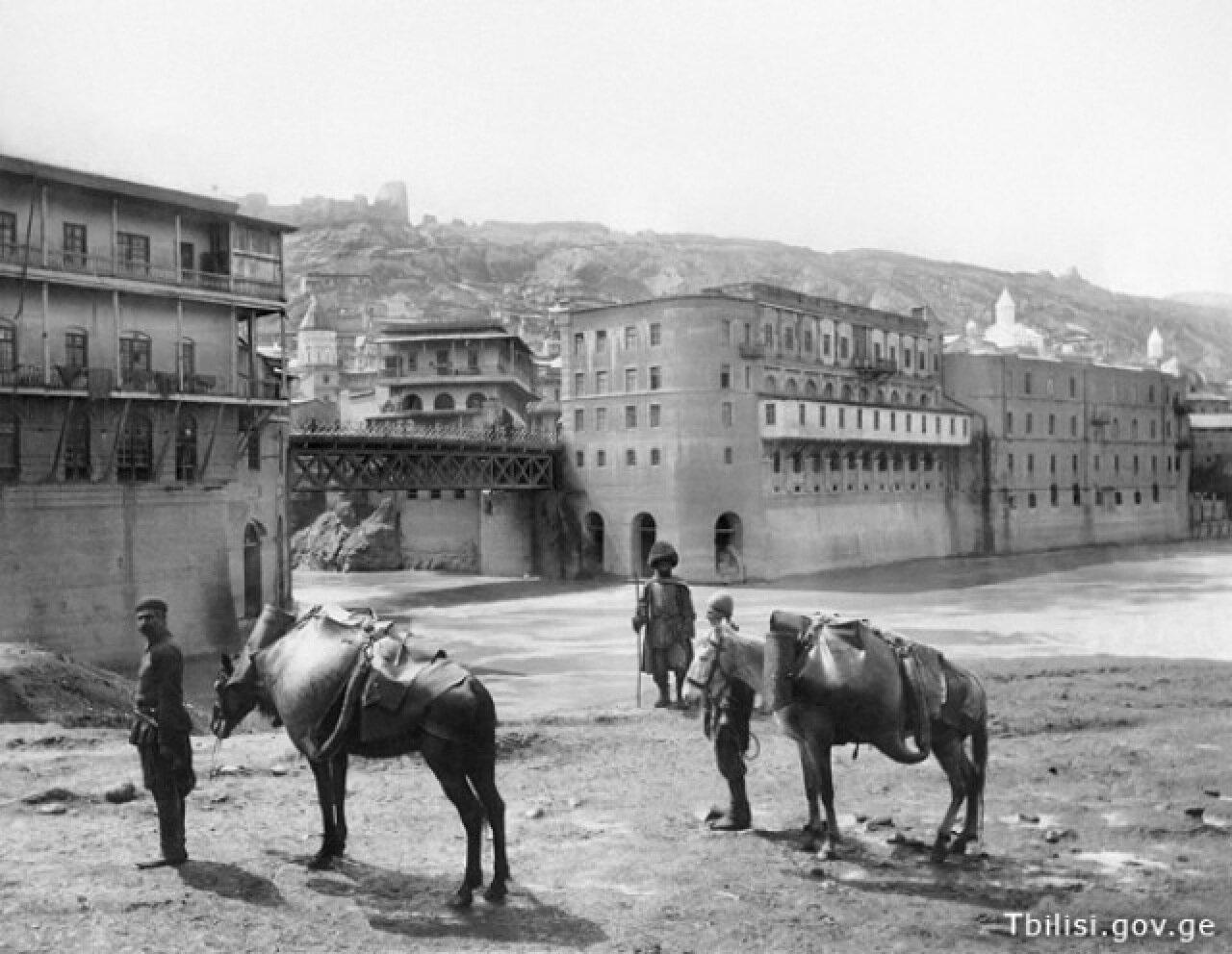 Тифлис 1881г.