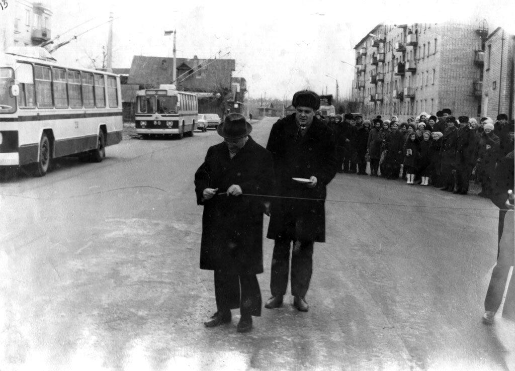 Улица Маршала Конева
