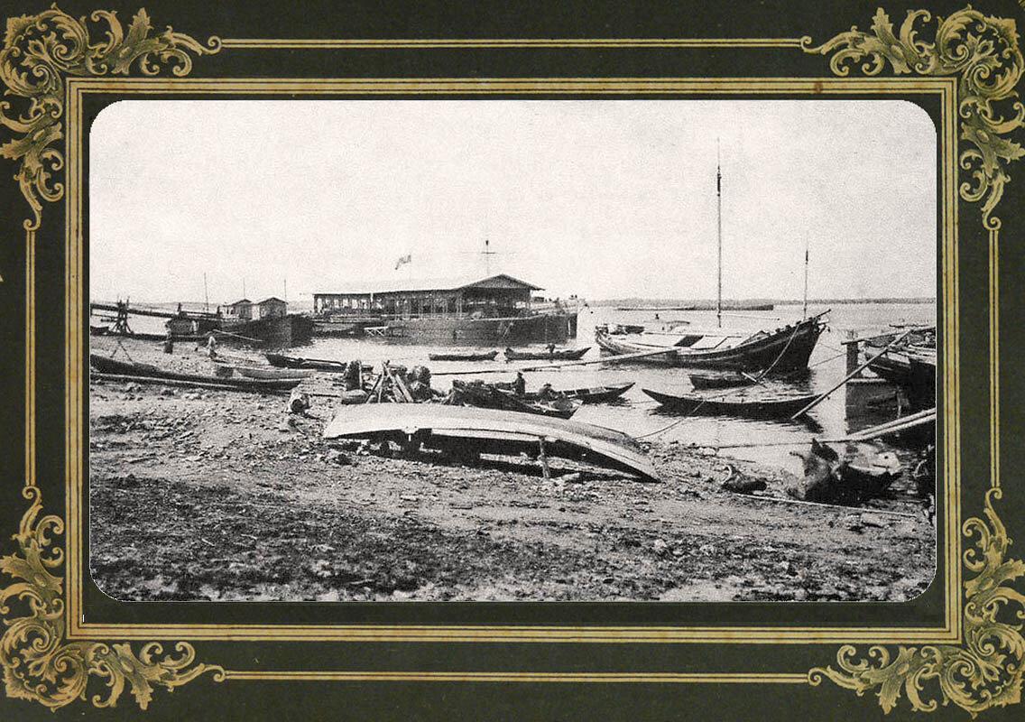 86. Пристань Жигулёвскаго завода