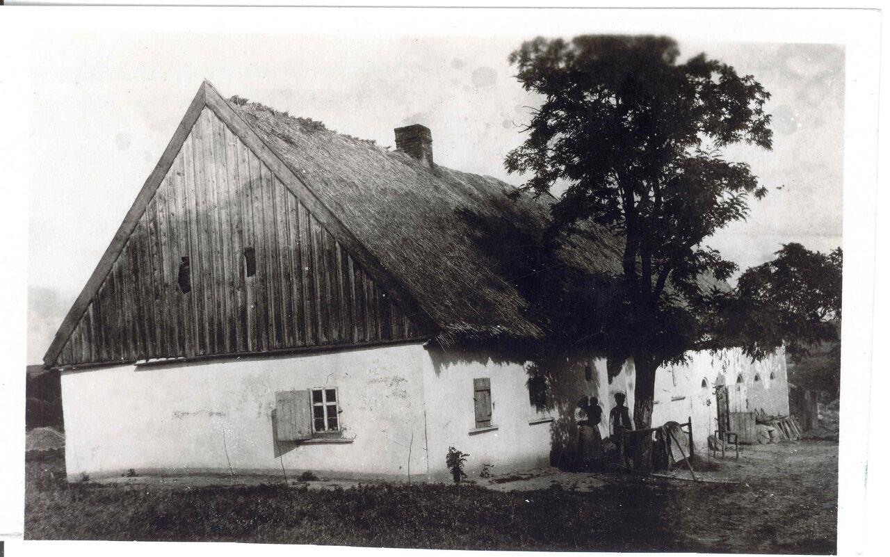 Старый меннонитский дом