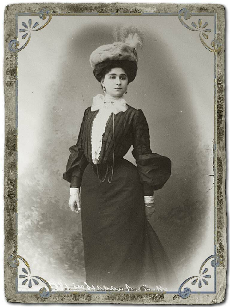Супруга Лихачева