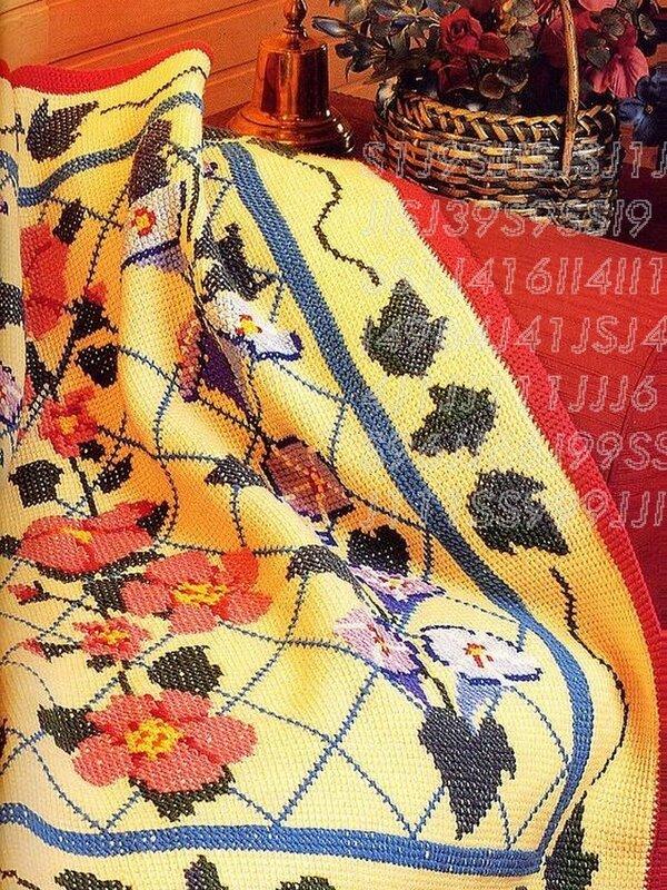 Тунисское вязание | Записи в
