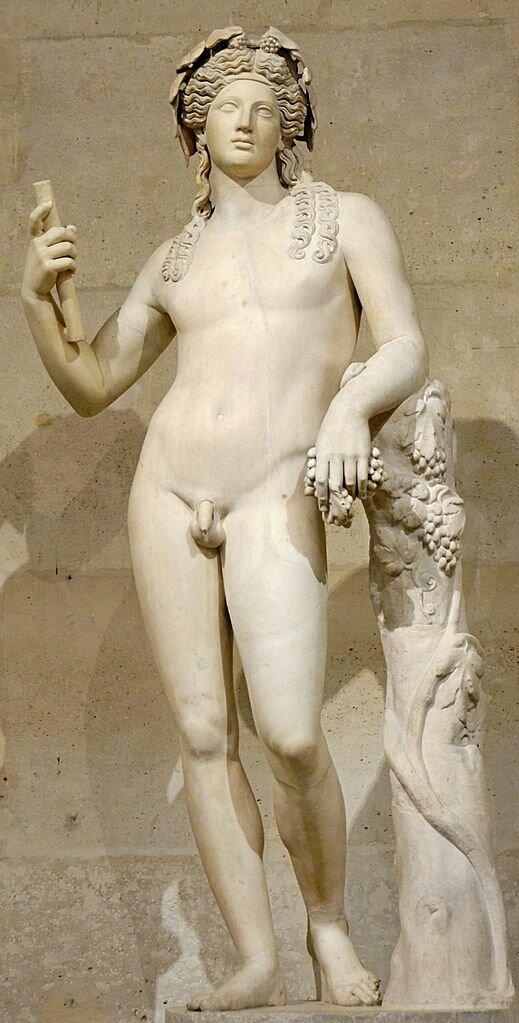 Дионис, (Вакх, Бахус) 2-ой век нашей эры, Италия