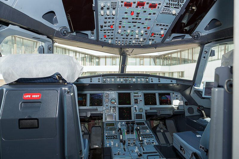 Airbus A320-214 (VP-BKC) Аэрофлот D706257