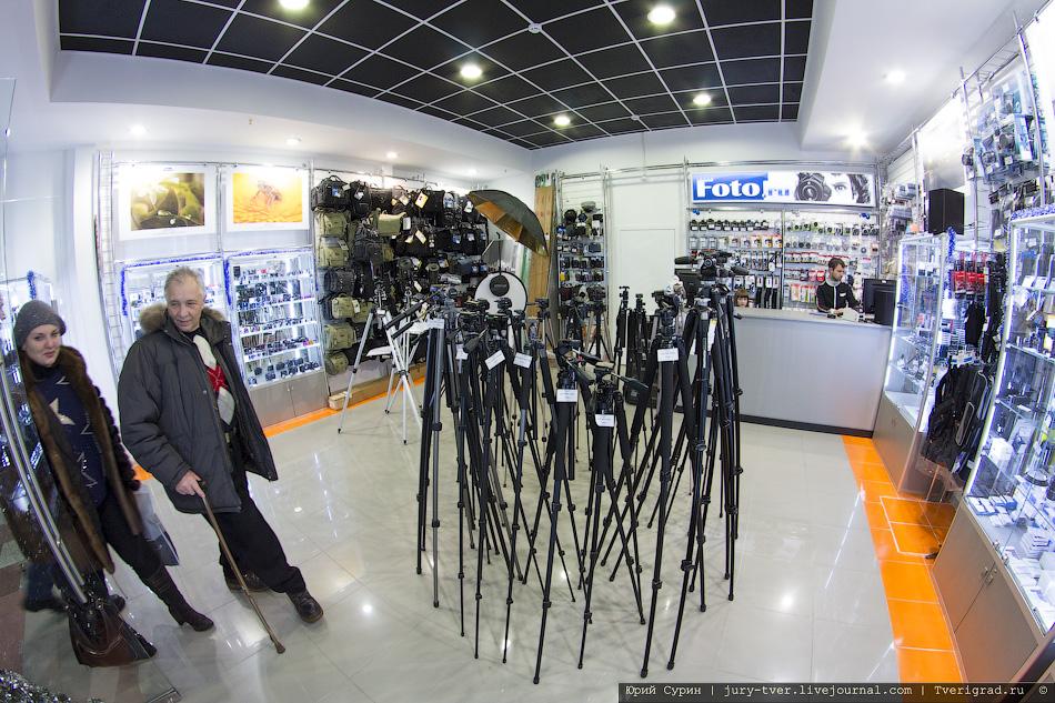 крупнейший магазин фототехники михалкова стала известна