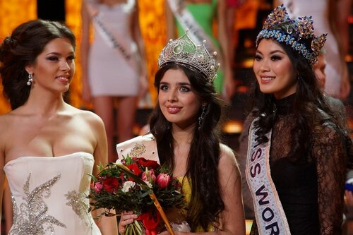 «Мисс Россия-2013» стала — Эльмира Абдразакова