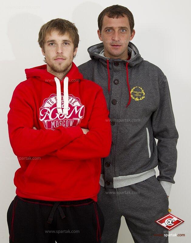 Новая коллекция в официальном магазине «Спартак» сезона 2012-2013 (Фото)
