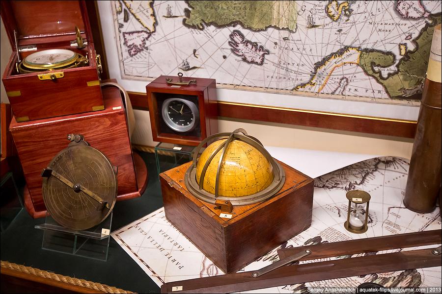 Ледокол-музей Красин