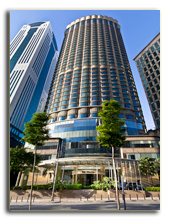Малайзия. The Westin Kuala Lumpur. Hotel Exterior