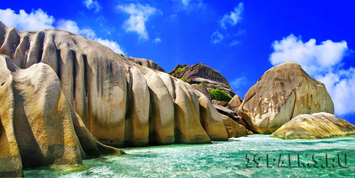 Сейшелы. Seychelles. Фото Maugli - Depositphotos