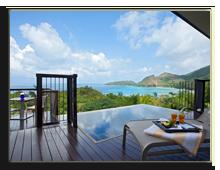 Сейшелы. О.Праслин. Raffles Praslin Seychelles. Ocean_View_Pool_Villa_-_Plunge_Pool