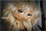интерьерная кукла Тая. текстильно шарнирная кукла с портретным сходством. кукла по фото. подснежники.