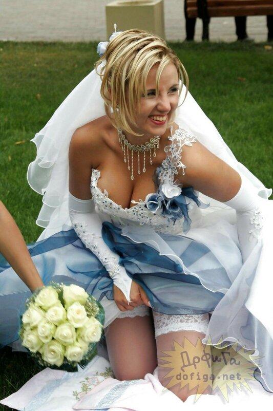 Часные фото невест 1 фотография