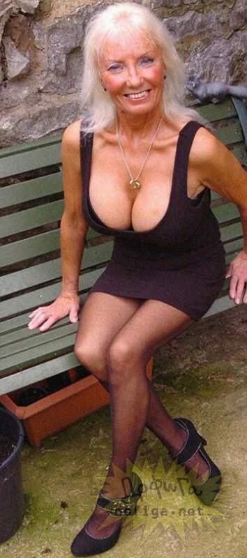 Фото секс уальная пенсионерка