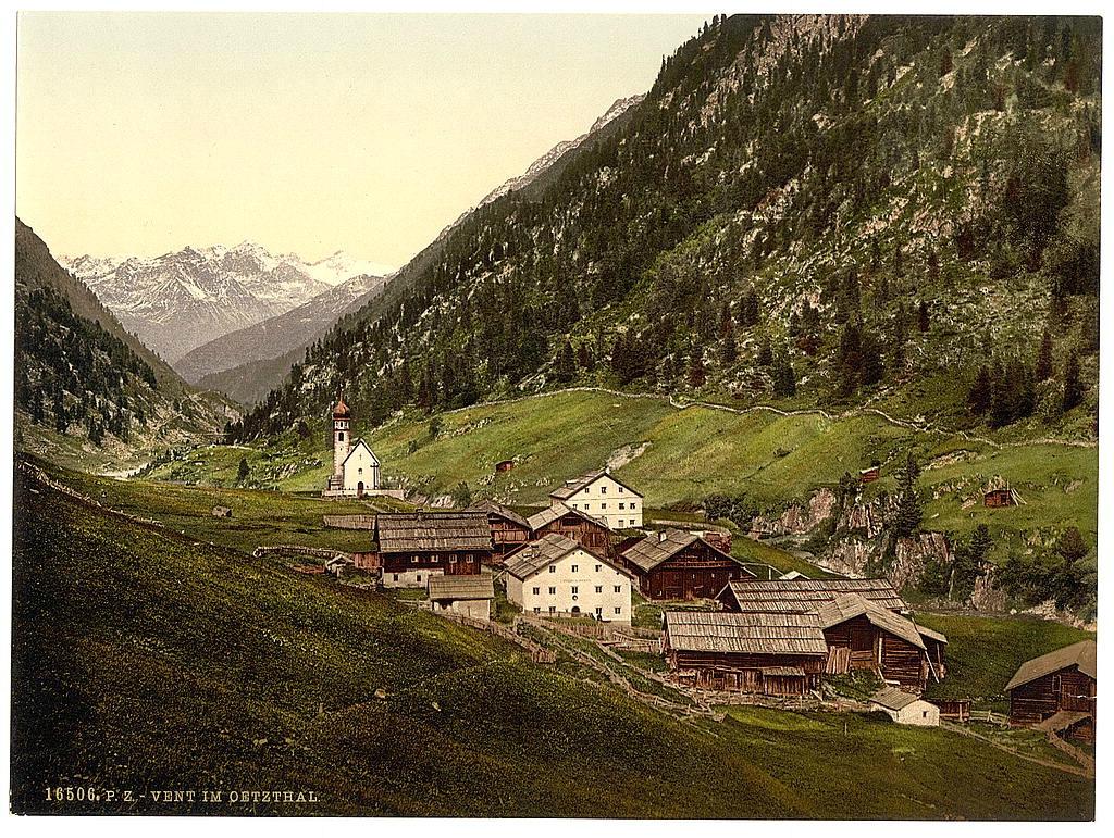 Австрия. Тироль 1890 - 1900 гг 0_80aff_ff6ac8e1_orig