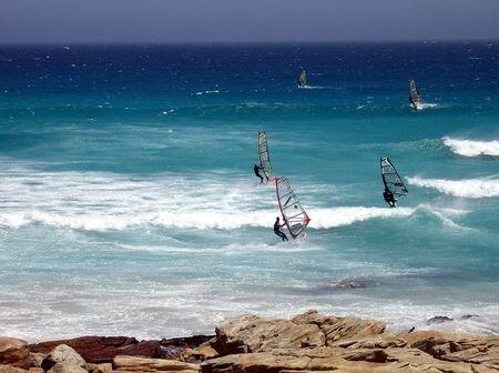 Серфинг, виндсерфинг, кайтсерфинг, туры, ЮАР