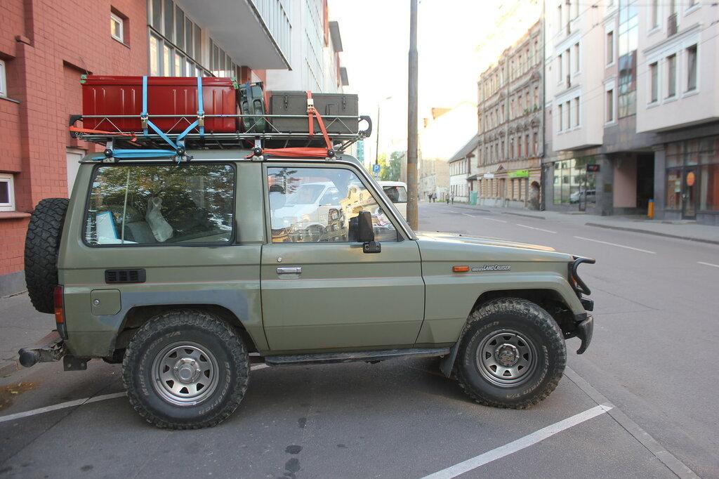 К вопросу о 50 кило личных вещей на границе Латвия-Россия.