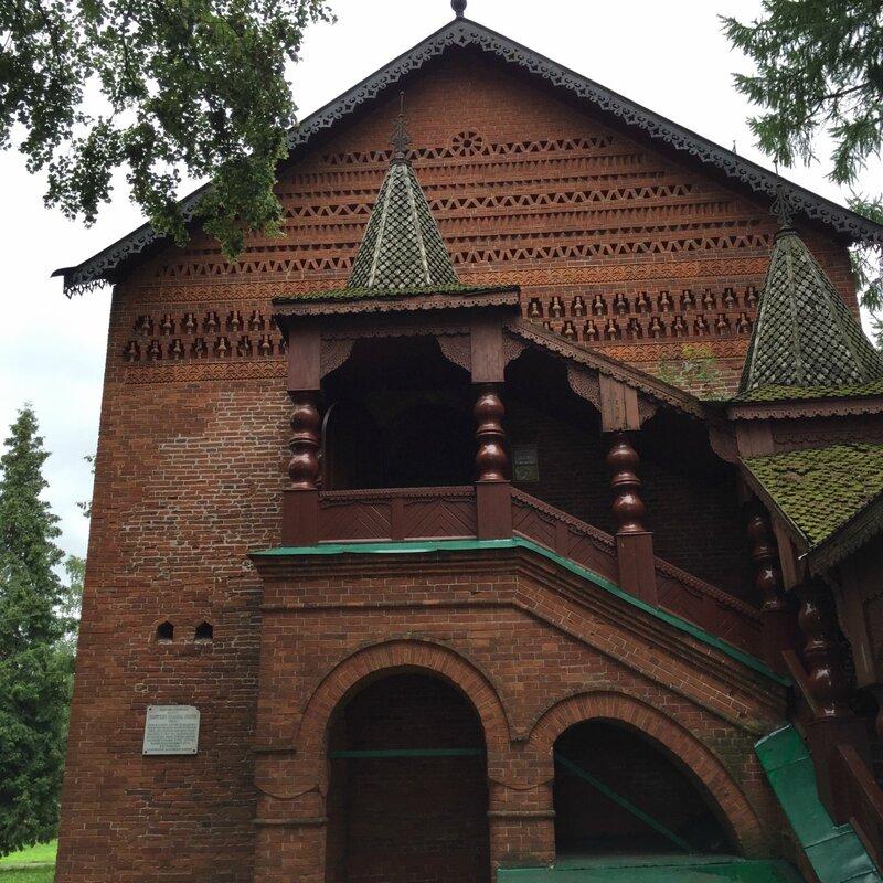 Палата дворца угличских удельных князей