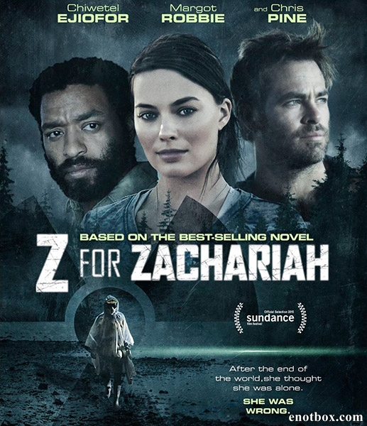 Z – значит Захария / Z for Zachariah (2015/WEB-DL/WEB-DLRip)