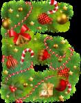 Новогодний,русский алфавит  0_7e8d2_7c7e1802_S