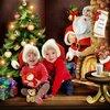 Скрап-набор Busy Santa Claus 0_b9b5b_8924e670_XS