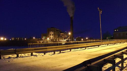 Фотография Инты №3313  Мост