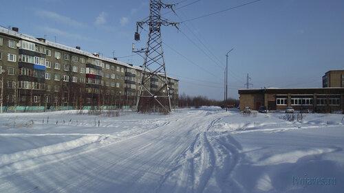 Фотография Инты №3664  Северная 1 и Мира 30а 19.02.2013_12:20