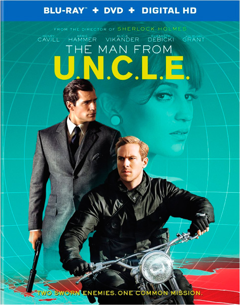 Агенты А.Н.К.Л. / The Man from U.N.C.L.E. (2015/BDRip/HDRip)