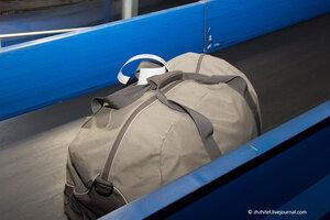 Путь летающего чемодана