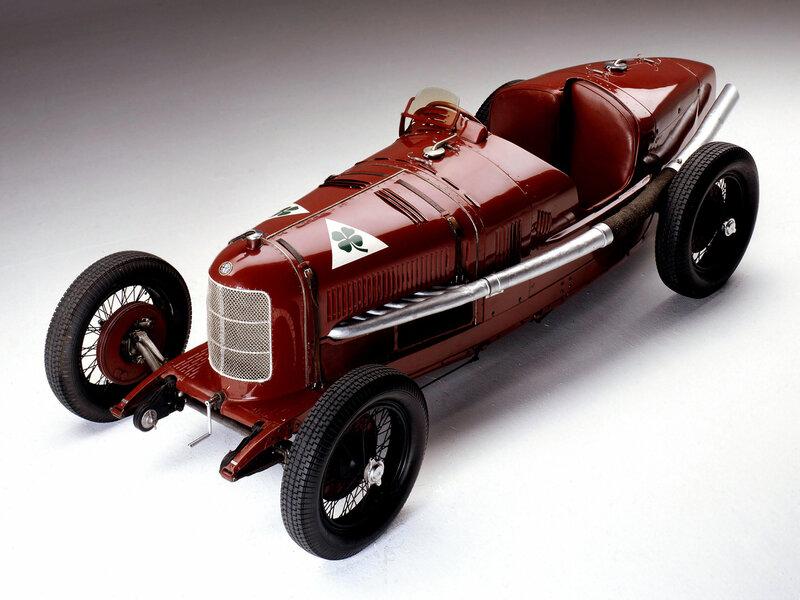 Alfa-Romeo-Tipo-P2-1924 - 1925