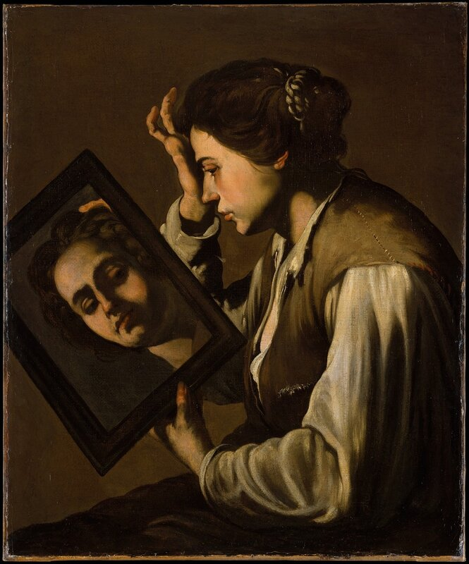 The Sense of Sight. Juan Dò (1604–1656)