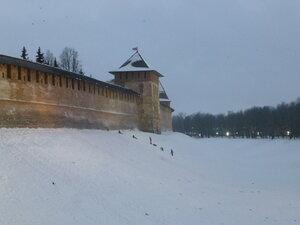 кремль Новгорода Великого