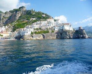 Амальфийское побережье.