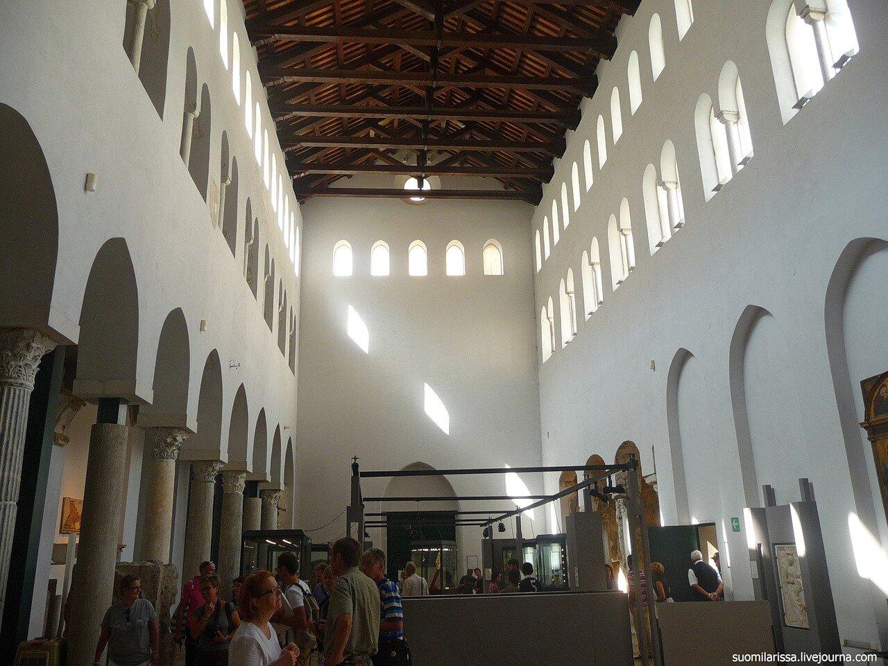 Италия. Амальфи. Базилика кафедрального собора (IX век).