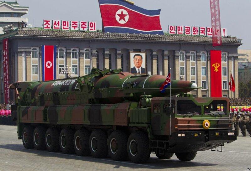 На пороге ядерной войны?