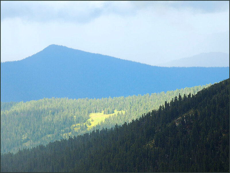 Такие горы