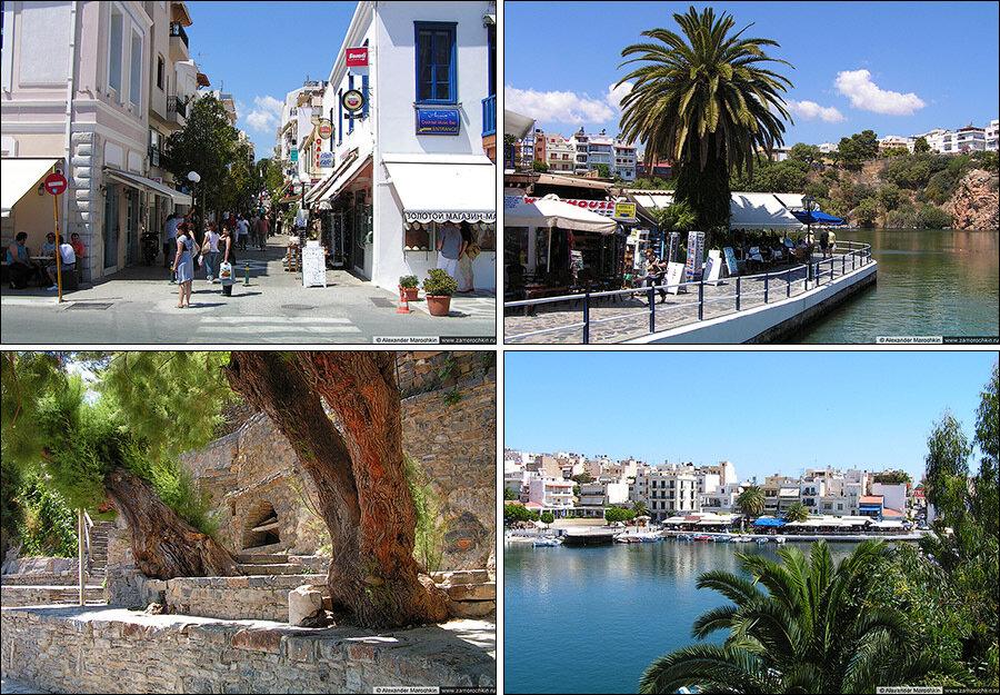 Агиос Николаос | Agios Nikolaos