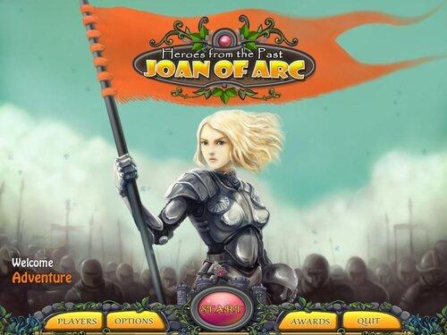 لعبة Heroes from Past: Joan