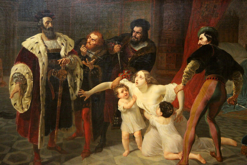 Итальянский полдень 1827