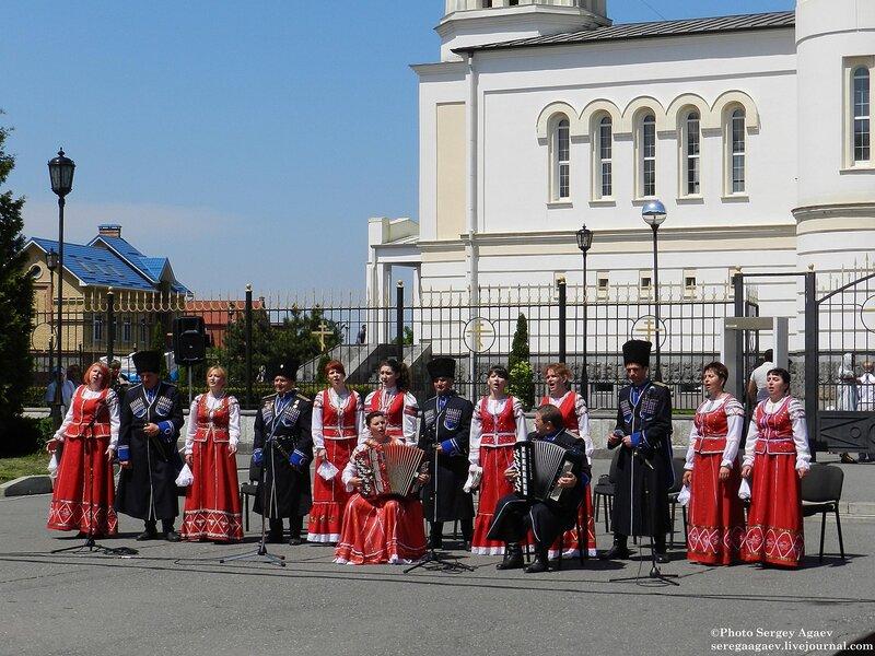 Народные гулянья на праздник святой пасхи