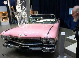 Розовый кадиллак Прейсли