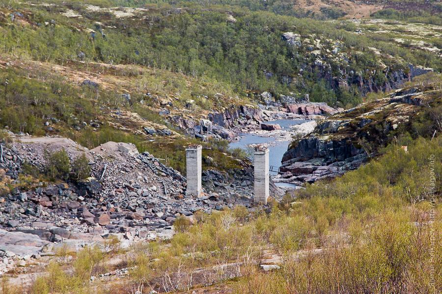 0 ccb59 3b81aad orig Прогулка по ГЭС в Териберке (Мурманская область)