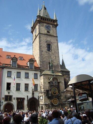 Прага. Староместская ратуша 1